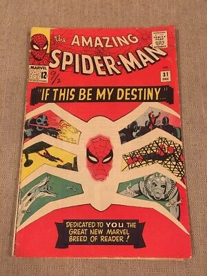 The Amazing Spider-Man 31 - 1st Appearance Gwen Stacy