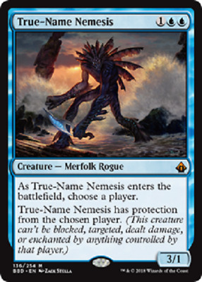 MTG - Battlebond (BBD) Blue Cards 033 to 043 & 113 to 137