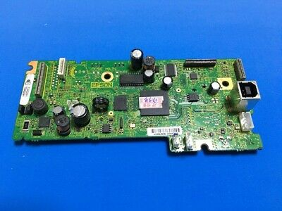Logic Board Formatter Board for Epso n L365 L366 L375 Printer Mother Board