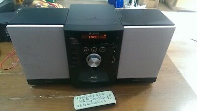 SONY CMT-EH55DAB Micro Hi-Fi Stereo System DAB/FM Radio CD Player, MP3, usb aux