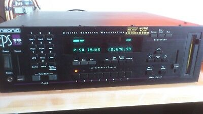 Ensoniq EPS 16+ Plus Rack Sampler