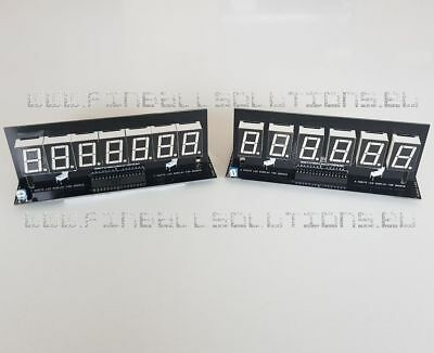 LED display for Bally/Stern pinball machines