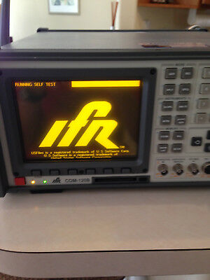 Aeroflex IFR Com 120B Communication Service Monitor