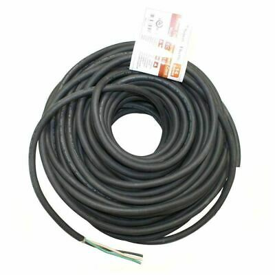 100 Feet 14 Gauge 3 Wire 125 Volt Bulk Roll of Electric Electrical Cord Wire