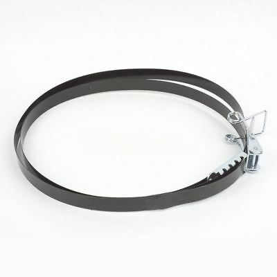20-Inch Metal Band Clamp for Dust Collection Bags Collector Holder Strap Holding
