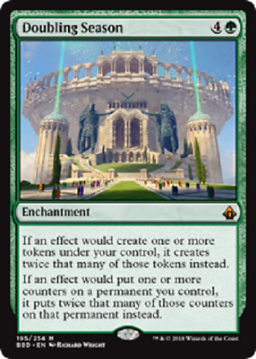 MTG - Battlebond (BBD) Green Cards 065 to 075 & 189 to 208