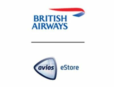 22500 Avios für British Airways (via Haushaltskonto)