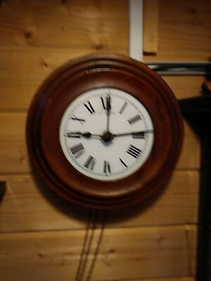 Antique /vintage postman alarm clock.