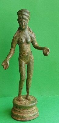 14. Roman Empire,  Bronze Figurine, Venus - H=85mm