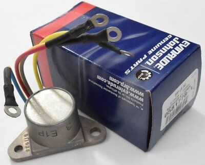 Rectifier & Regulator Assembly | 4 Wire | 4-5 Amp 0581778 | 0582304 | 0581366