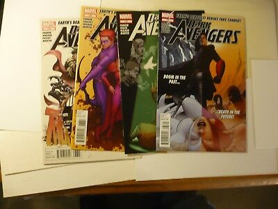 Dark Avengers 176 177 178 179 Complete Series Run Marvel DRS22