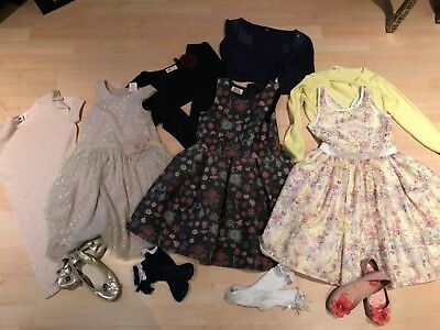 Lovely set of dresses with cardigans and Zaxy, Michael Kors shoes size 6-8