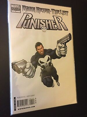 Punisher dark reign the list #1 variant 9.4-9.8