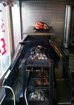 Rotate Charcoal Grill
