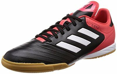Copa 18.4 FxG, Chaussures de Football Homme, Noir (Core Black/Footwear White/Real Coral), 42 EUadidas