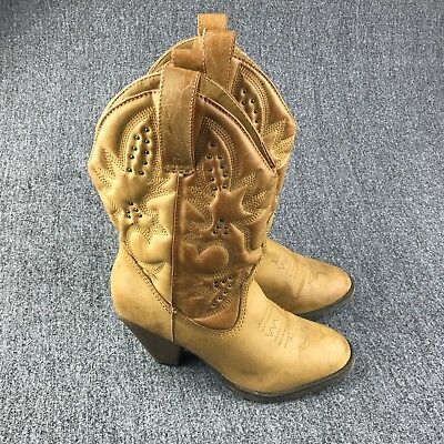 cf83a02dca3 WOMENS SIZE 8 Mia Brown Larue Western Boots
