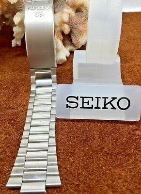 New Old Stock Seiko Sq Watch Strap/ Bracelet All Stainless Steel Japan