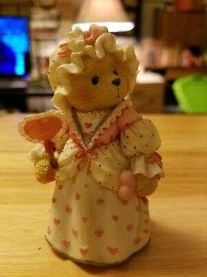 """Cherished Teddies Darla """"My Heart Wishes For You"""""""