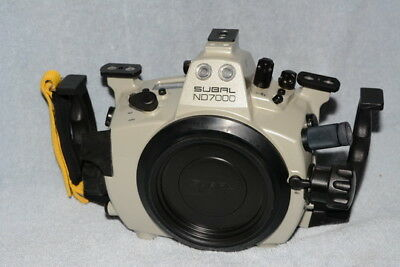 Subal ND7000 Housing with Vacuum Leak Detector, for the Nikon D7000 camera