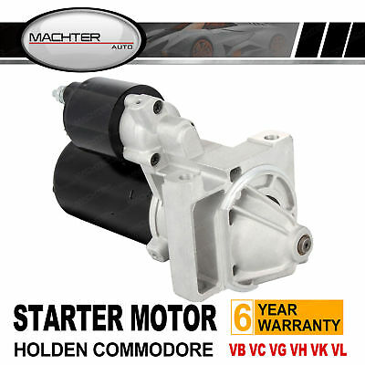 Starter Motor for Holden Commodore Berlina 253 304 308 VB VC VG VH VK VL V8 5.0L