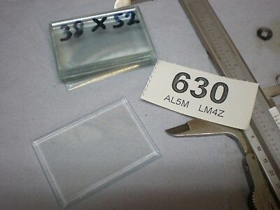 Carriage Clock Glass Bevelled 3mm Size 38 x 52 mm New french mantle parts 630