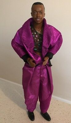 """1991 MC HAMMER 12"""" Doll U Can't Touch This Rare Free Post"""