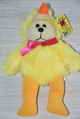 BEANIE KIDS Chirp the Chick Bear (21cm) - Mint Condition with Tags