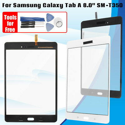 For Samsung Galaxy Tab A 8.0'' SM-T350 Touch Screen Digitizer Replacement +Tools