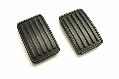 Brake & Clutch Pedal Rubbers For The Mg Midget & Austin Healey Sprite All Models