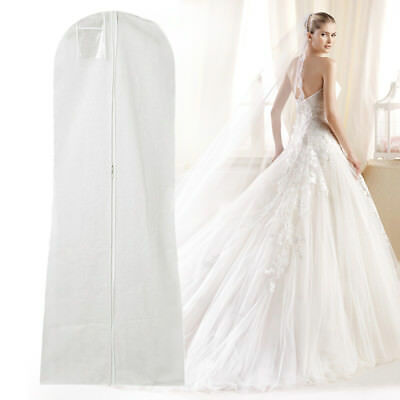Extra Large Garment Cover Wedding Bridal Dress Gown Storage Dustproof Cover Bag