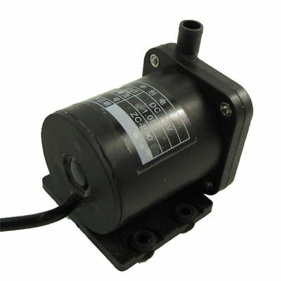Brushless Magnetic Drive Submersible Water Pump 350L/H 4.5M 12W DC12V Hot Sale