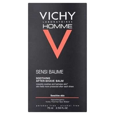 Vichy Laboratoires - Sensi Baume - Soothing After Shave Balm - 75ml - Sensitive