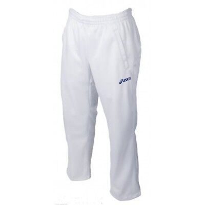 ASICS Cricket Playing Pant White SIZE XL BRAND NEW