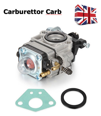 Carburettor Carb For Strimmer Trimmer Hedge Brush Cutter Chainsaw 43cc 47cc 31mm