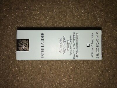 ESTEE LAUDER Advanced Night Repair Protective Recovery Complex .5OZ New