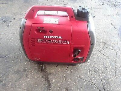Honda Eu2000i Portable Inverter Generstor Rv Camping Generater