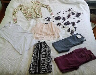 Ladies clothes bundle of outfits size 12, New Look, Next and H&M