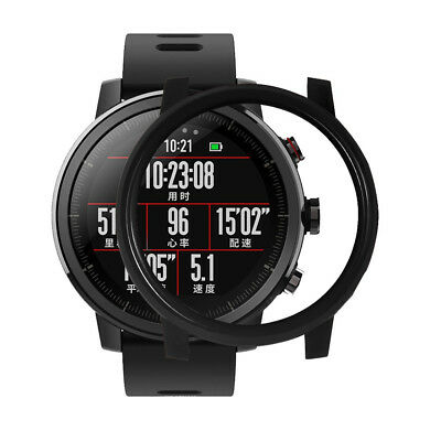 Slim PC Case Cover Protect Shell For Huami Amazfit Stratos Smart Watch 2/2S