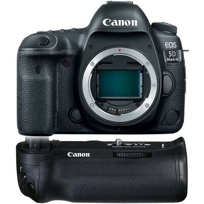 "Canon EOS 5D Mark IV 30.4MP Digital SLR Camera - Black (Body Only)WITH""EXTRAS"""