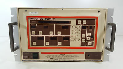 Medrad Mark V 5I4RU Angiographic Injector System - Control Room Console