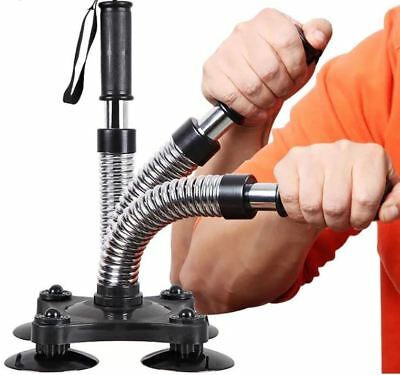 Arm Wrestling Exerciser Power Wrist Trainer Forearm Grip Strength Armwrestler