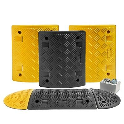 0-5mph Speed Ramp Kit (2.5 Metres) - 4 mid sections, 2 ends