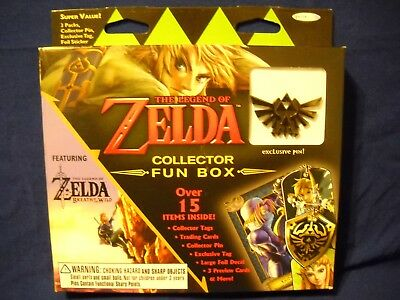 2017 Enterplay Legend of Zelda COLLECTOR Fun Box Wing Pin