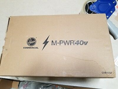 Genuine New Hoover M-PWR 40V Charger for HushTone Upright & Backpack CH90002