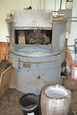 Simpson 1K sand muller Batch Mixer Foundry Machine