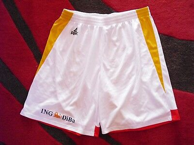 Peak Basketball Shorts - Trikot Shorts der Deutschen Nationalmannschaft