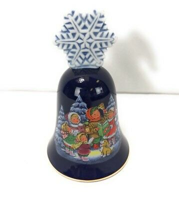 Vintage Christmas 1987 Source of Fine Collectible Avon Bell.