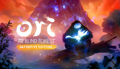 Ori and the Blind Forest Definitive Edition Steam Key (PC) - REGION FREE -