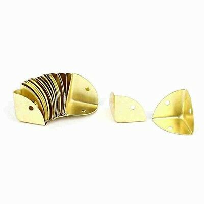 20Pcs Household Jewelry Case Necklace Box Corner Angle Protector Q9M3