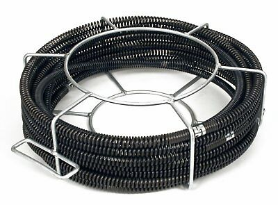 """Steel Dragon Tools® 62270 C-8 Drain Cleaner Snake Cable 5/8""""x 66' fits RIDGID®"""